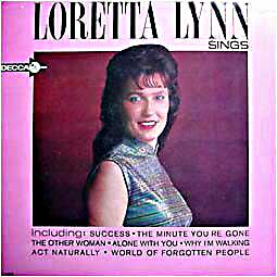Loretta Lynn Sings DEC 16TH 1963