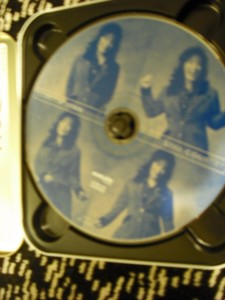 Still Country Promo cd in a tin box 2000