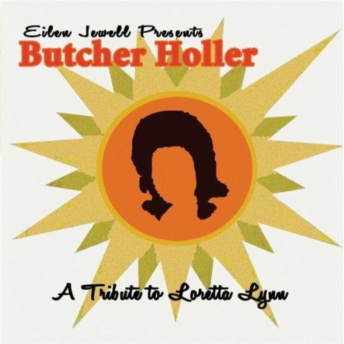 Eilen Jewell Tribute Loretta Cd Butcher Holler
